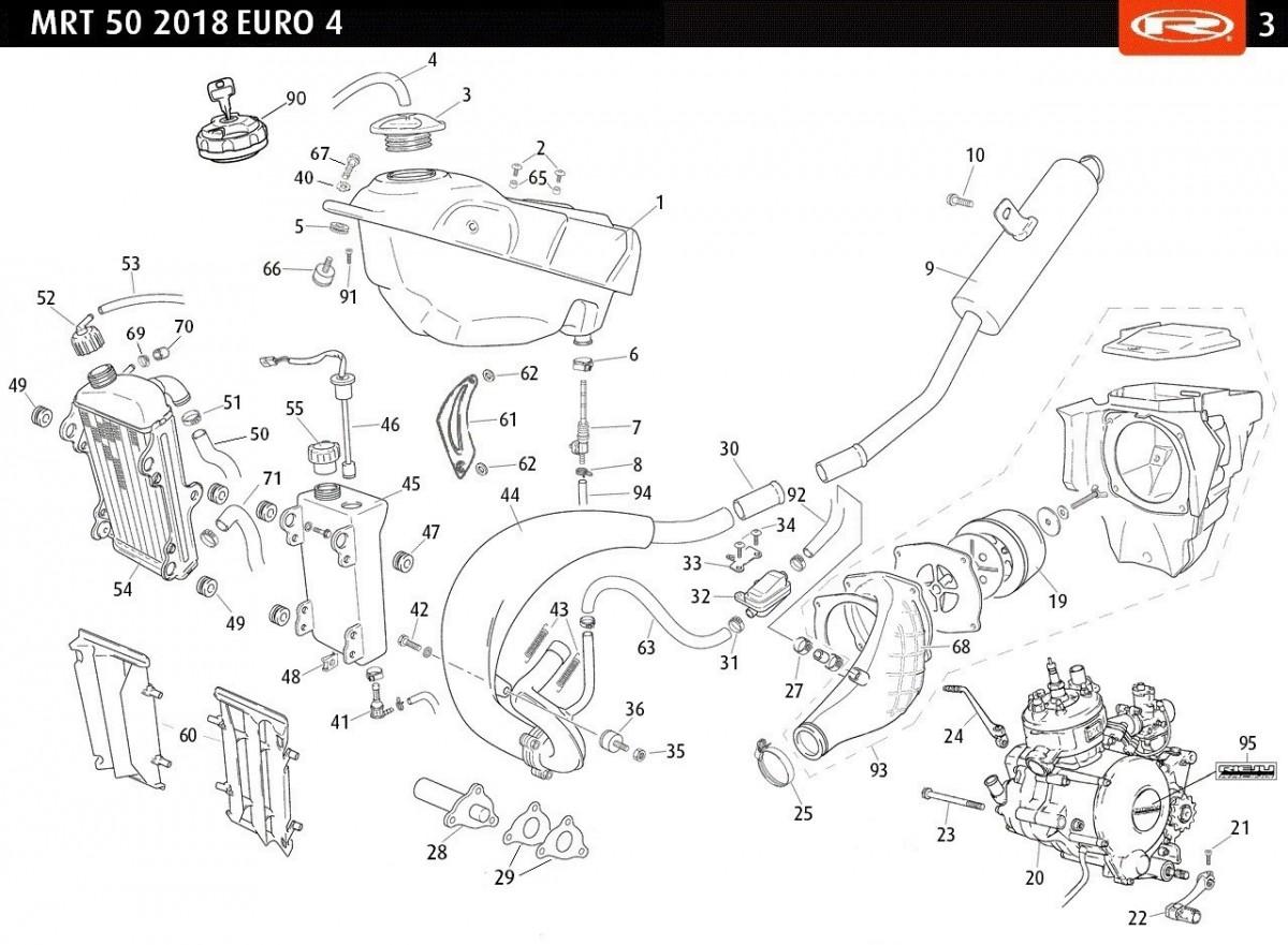 MOTOR AM6 EURO 4